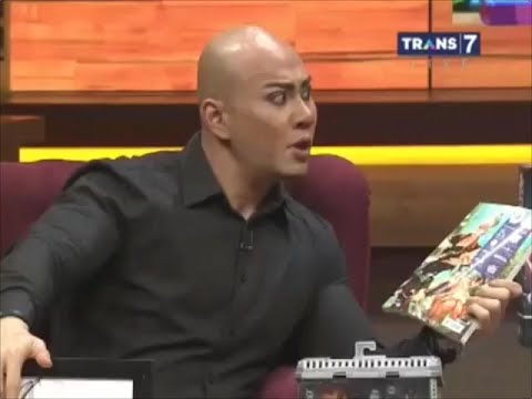 Hitam Putih (3 Agustus 2015) by Deddy Corbuzier featuring Chris Lie & re:ON Comics