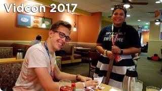 VIDCON 2017 DAY 1 | Evan Edinger Travel