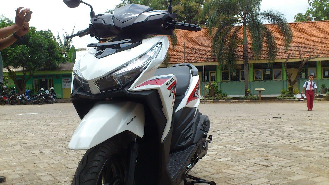 Honda Vario 125 ESP Tipe Sporty Review Bahasa Indonesia YouTube
