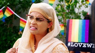 Indian Mom Attends Her First Pride Parade