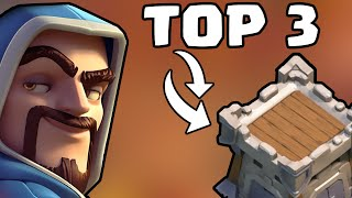 CLANES CURIOSOS/DIFERENTES ►TOP 3◄ CLASH OF CLANS