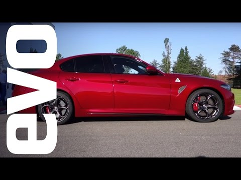 Alfa Romeo Giulia Quadrifoglio review - Has Alfa finally got it right? | evo DIARIES