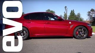 Alfa Romeo Giulia Quadrifoglio review - Has Alfa finally got it right? | evo DIARIES