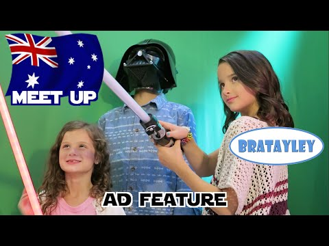 Australia Meet Up AND Star Wars Toy Unboxing!  (WK 244) | Bratayley
