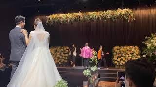 오렌지캬라멜-까탈렐라 (결혼식 축무) (신도림 라마다호텔)