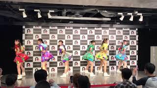 2018/6/10ポニーキャニオン本社イベントスペース。 アイドルグループ「...