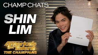 Shin Lim Speaks On Getting America's Vote After Winning AGT - America's Got Talent: The Champions