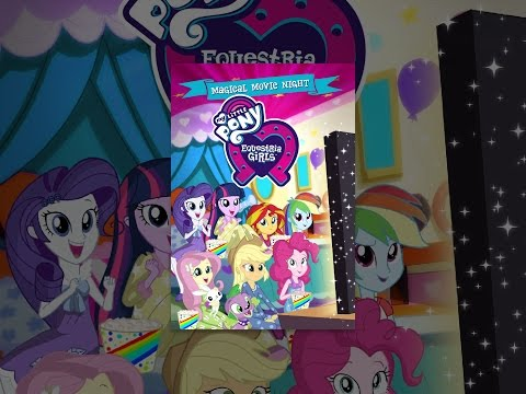 My Little Pony Equestria Girls: Magical Movie Night
