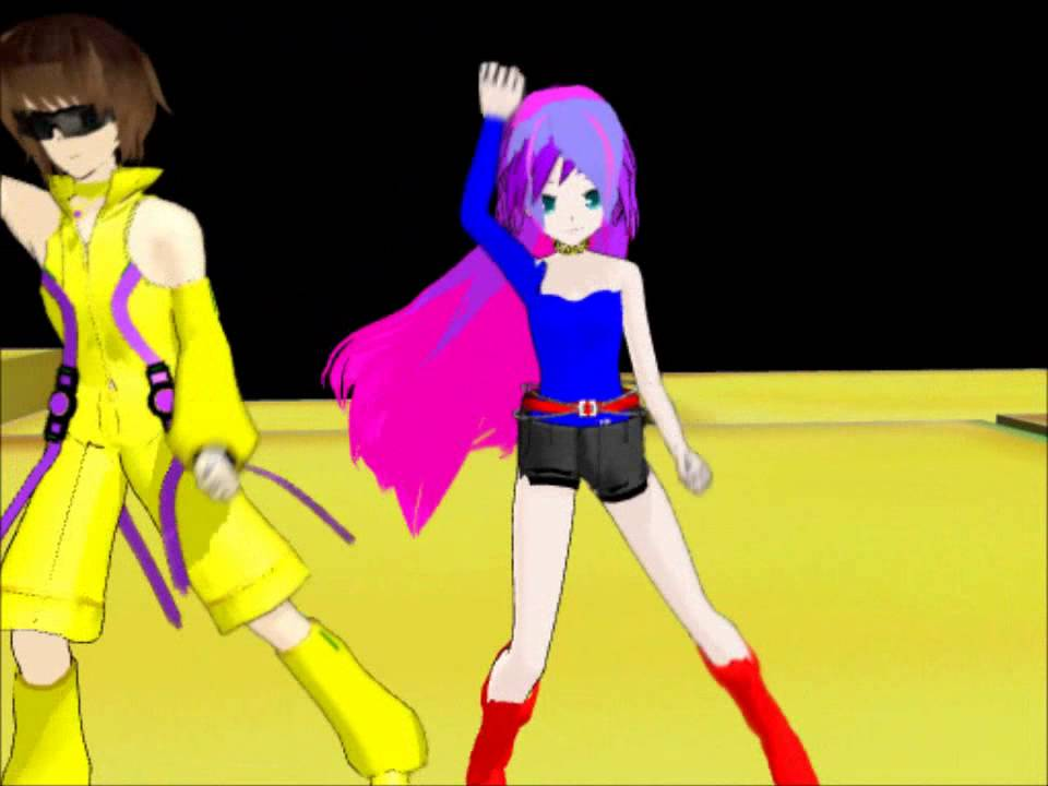 [MMD] Append Skydoesminecraft X Dawnables - YouTube