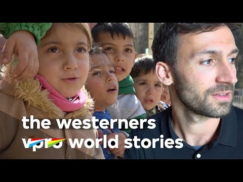 Refugees vs The West  - The Westerners