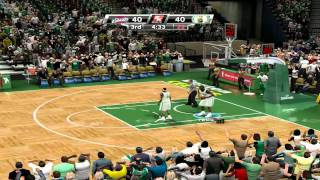 NBA 2K9: Playoffs -- Round 2 - Game 1 -- Celtics VS Cavaliers