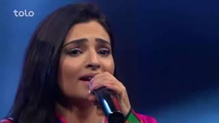 Alia Ansari - Helal Eid Concert - TOLO TV / عالیه انصاری - کنسرت هلال عید - طلوع