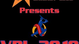 VPL-Valsad Premier League 2019 | DAY-9 | Valsad-Gujrat |