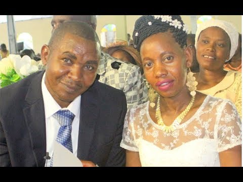 Mbugua weds after Wambui Otieno loss; marriage number 2 for man who hit headlines in 2003