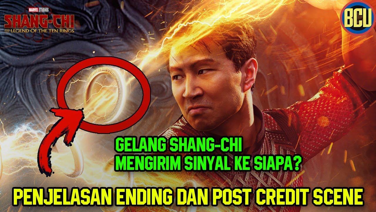 Download GELANG SHANG CHI MENGIRIM SINYAL KE SIAPA ?? | PENJELASAN ENDING & POST CREDIT SHANG CHI