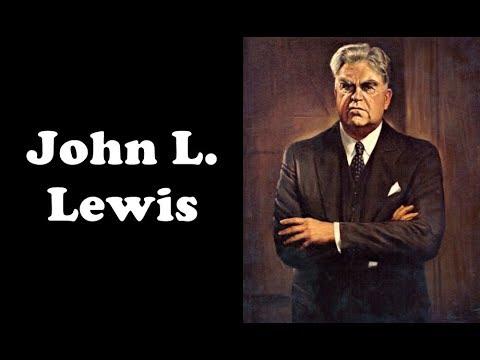 History Brief: John L Lewis And The CIO