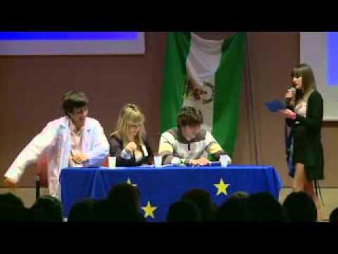 JACE 2011. La UE en el mundo. Ies Jorge Juan. San Fernando. Cádiz
