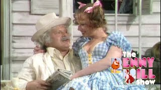 Benny Hill - Hold Back The Wind (1978)