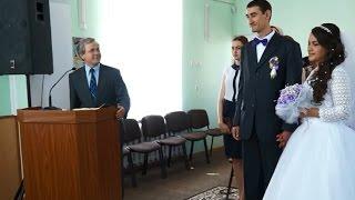 Бракосочетание Станислава и Жени