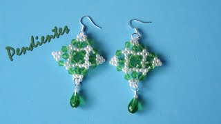 DIY - Pendientes de primavera  DIY - Spring earrings