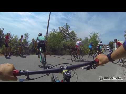 Discesa Bruco con Fontana - campionato Italiano XCO 2017