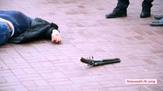 Видео Новости-N: В Николаеве застрелили ...