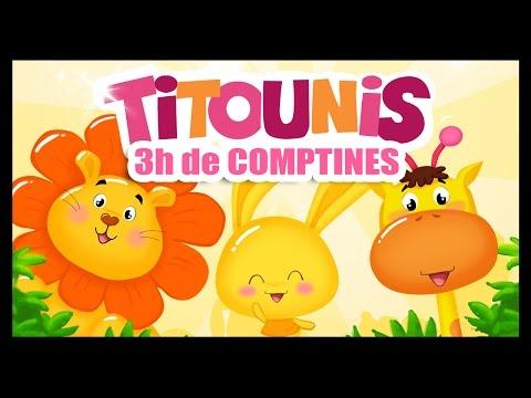comptines-et-chansons---3h---monde-des-titounis---ah-les-crocodiles