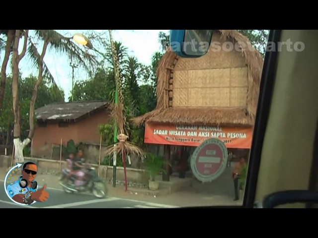 Sasak Home - Lombok Island 2011 (Country Song) Travel Video