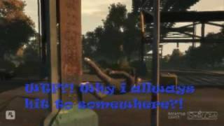 grand theft auto iv gta 4 dance taunt roll siide parkour mod fails backflip frontflip hq