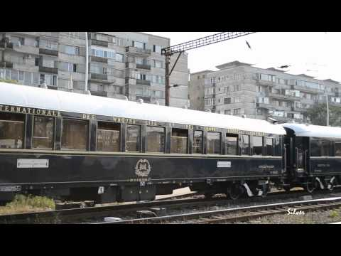 Orient Express leaves Bucharest for Istanbul