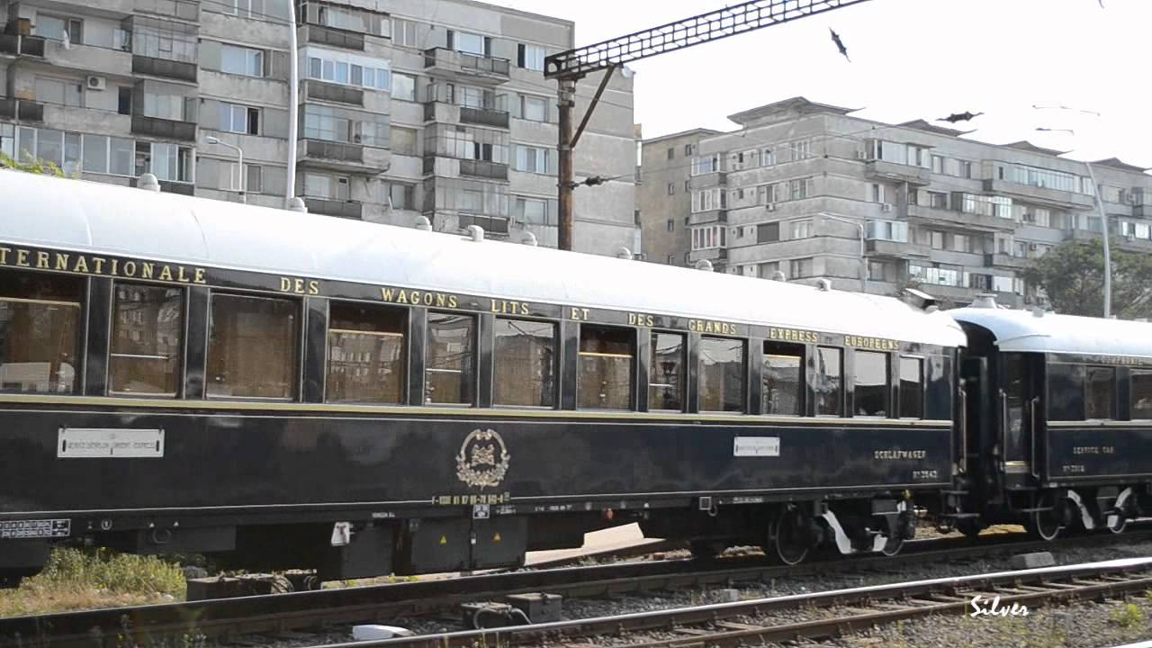 orient express leaves bucharest for istanbul youtube. Black Bedroom Furniture Sets. Home Design Ideas