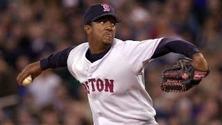Pedro Martinez Red Sox Montage