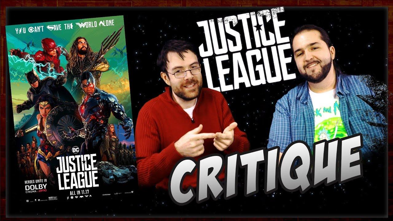 Download Critique - Justice League - Avec ET sans Spoil (Spoilers à partir de 12:56)