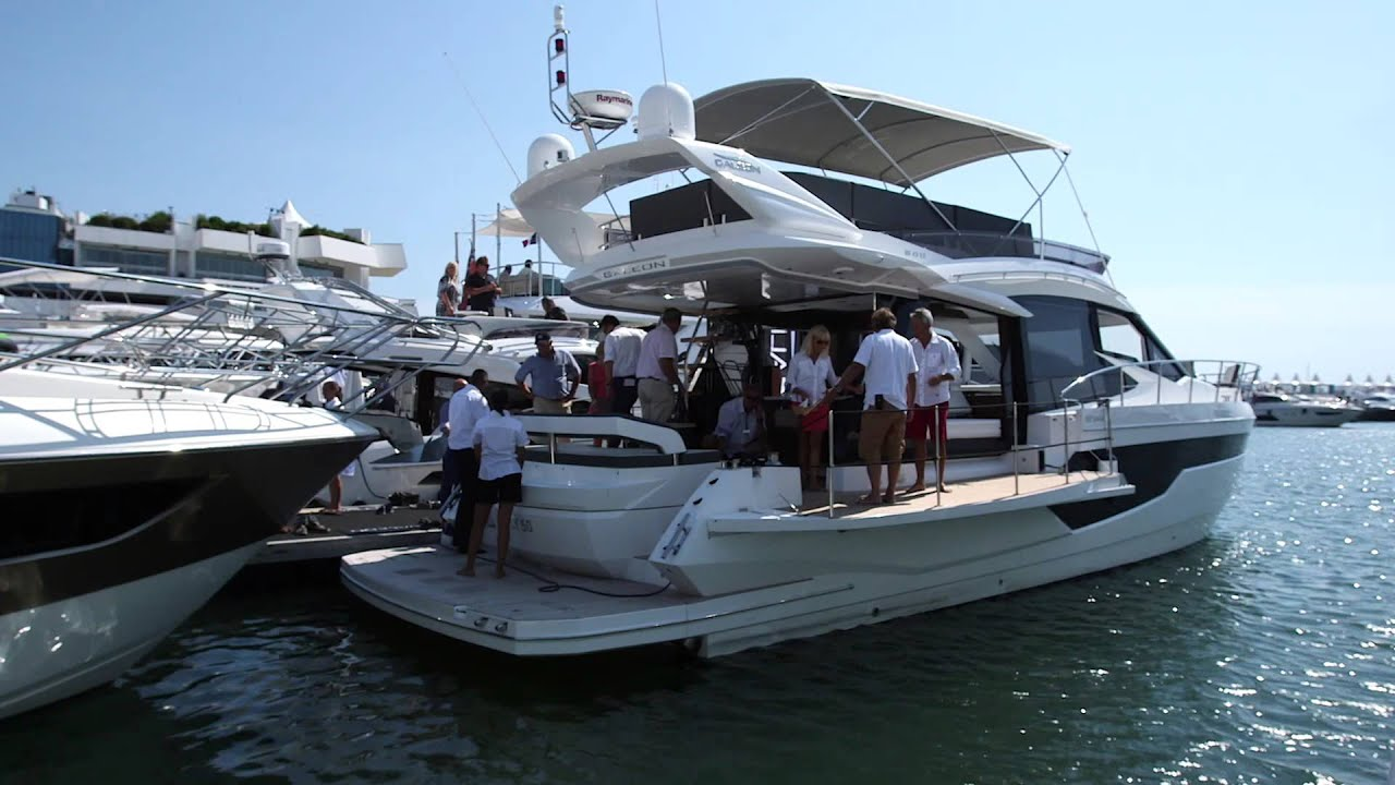 Galeon 500 Fly review: ingenuity and execution - boats.com