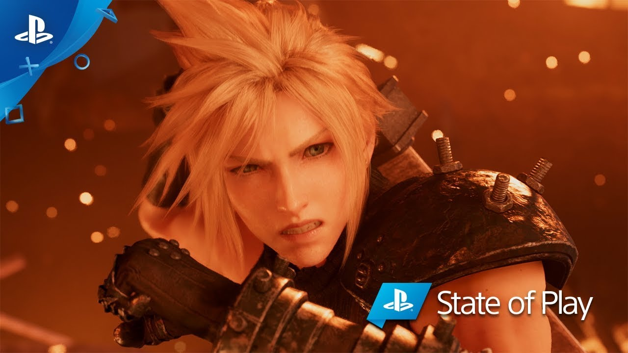 Final Fantasy VII Remake | Teaser Trailer | PS4