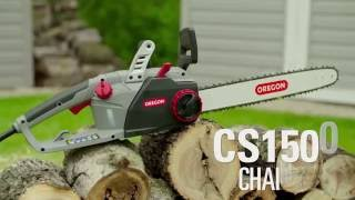 CS1500 Self-Sharpening Electric Chainsaw EN