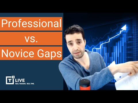 Professional vs Novice Gaps | How to Tell Every Time