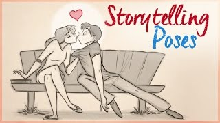 How to draw Storytelling Poses Trailer