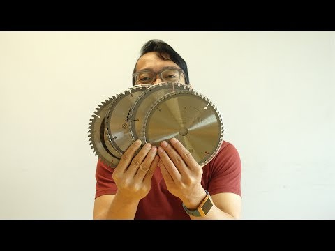 Review Bosch Circular Saw Blade