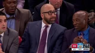 Atlanta Hawks vs New York Knicks | October 17, 2018
