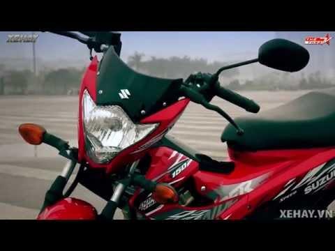 [Review] Đánh giá xe Suzuki Raider