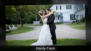 Perfect Barn Wedding Venue in Maine