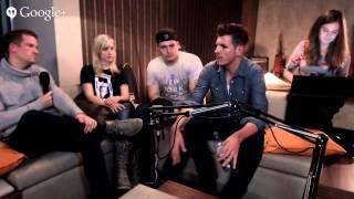 Hangout Talk! Thema: Das Youtubegeschäft. Mit Fabian Siegismund, Dan the Man und Bina.