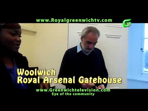 Royal Arsenal Gatehouse Documentary in Woolwich