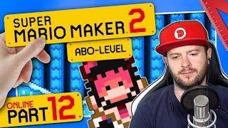 SUPER MARIO MAKER 2 ONLINE 👷 #12: Fiese No Jump Challenge & SMB 3 Mini Game Cave