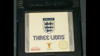 Three Lions GBC
