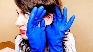 Тест на слух АСМР звуки / ASMR Binaural Sounds Doctor Roleplay(Расслабляющая АСМР ролевая игра о прохождении теста на слух у врача сурдолога. Бинауральные АСМР звуки...., 2016-05-24T18:50:09.000Z)