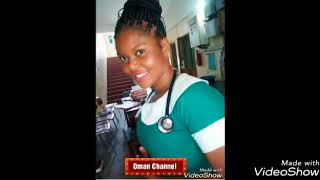 Eeeiii Ghana Hmmm Another Ghanaian Nurse Georgina Boamah Leake S#x Video YouTube