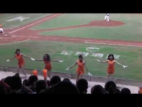 150424 - 統一獅 - Uni-girls - 穎兒 - 心連心 (2)