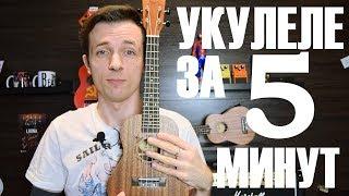 видео Как научиться играть на укулеле